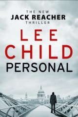 Ballistic style: <i>Personal</i> by Lee Child.