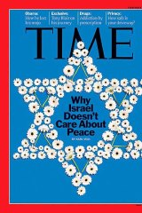 Time magazine's contentious cover.