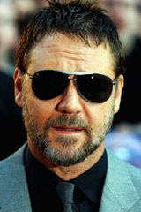 Pub with no cheer ... Russell Crowe.