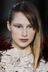 Perdis ...  models for Toni Maticevski.