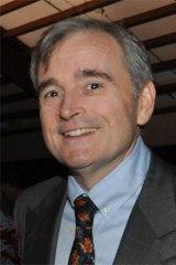 Entrepreneur Dr Andrew Walker