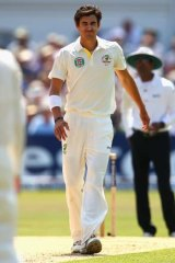 Mitchell Starc, who had some erratic moments at Trent Bridge, could also lose his spot.