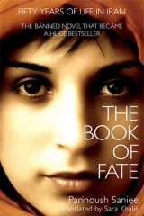 <i>The Book of Fate</i> by Parinoush Saniee.