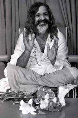 Maharishi Mahesh Yogi.