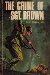 <i>The crime of Sgt. Brown</i>, Calvert Publications, publication date unknown.