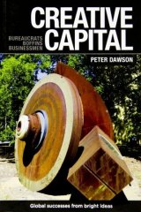 Recognising achievements: <i>Creative Capital</i> by Peter Dawson.