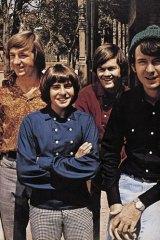 <i>The Monkees</i>.