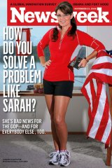 Sarah Palin saviour of the Republican Party? They should run a mile from endorsing her.