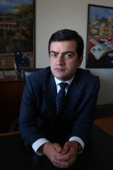 """""""The party never wants to go through something like this again"""" ... Sam Dastyari."""