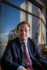 Refugee and Immigration Legal Centre executive director David Manne.