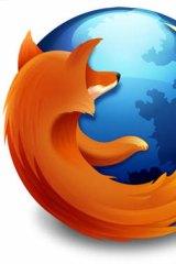 The Mozilla Firefox browser  logo.