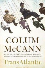 <em>TransAtlantic</em> by Colum McCann.