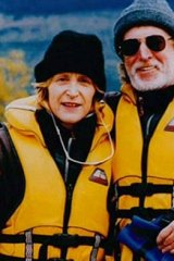 Christine Armstrong and her husband of 44 years, Rob.