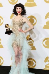 Off their rockers: the Grammys' red carpet