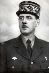 Nemesis ... Charles de Gaulle's government seized the company.