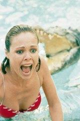 Rebecca Gilling in a scene from the original <i>Return to Eden</i>.