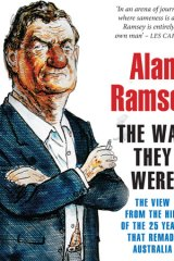 """""""Good, interesting stories"""" ... Alan Ramsey's collection."""
