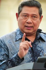 Indonesian President Susilo Bambang Yudhoyono faces his own problems as Indonesia strives for democracy and prosperity.