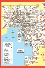 The Key Map of Melbourne in the first edition of the Melway listed 19 drive-in theatres.