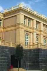 Worth $918 million ... Putin's Italianate villa on the Black Sea coast.
