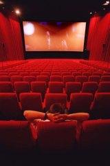 Six film critics are spending 17 days watching movies.