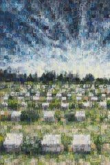Gallipoli Art Prize 2015 winner: Sally Robinson's <i>Boy Soliders</i>.
