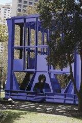 Armanious' Pavilion.