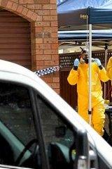 "Crime scene: police say Sydney drug labs are ""like Breaking Bad""."