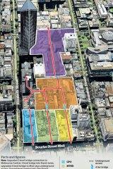 The Emporium Centre will link a new retail precinct.