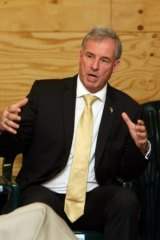 Tasmanian Senator Richard Colbeck