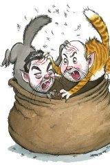<em>Illustration: John Shakespeare</em>