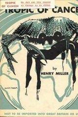 Henry Miller's <i>Tropic of Cancer</i>