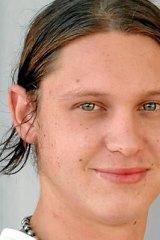 Road victim … Nathan Zanuso.