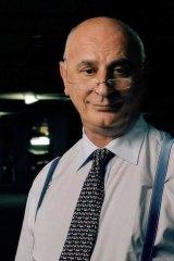 Former Mr Petro Georgiou.