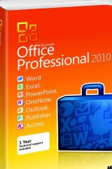 Revamped: Office Professional 2010