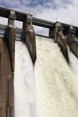 Mammoth project: Warragamba Dam.