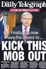 The Press Council has received 77 complaints over the <i>Daily Telegraph</i>'s front page on August 5.