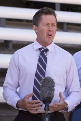 Assistant Employment Minister Luke Hartsuyker has revealed expanded work for the dole plans.