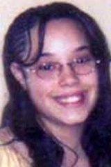 Gina DeJesus: went missing aged 14.