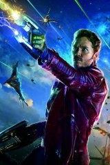 Chris Pratt: Guardians of the Galaxy
