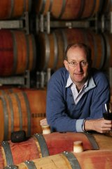 Mitchell Taylor: 'The sweet spot was for premium table wines.'