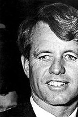 Robert Kennedy...his killer is serving a life sentence.