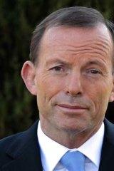 Hiss factor … Tony Abbott.