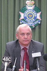 Assistant Police Commissioner Ross Barnett.