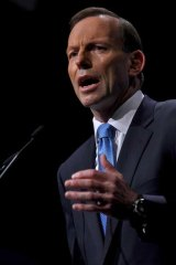 """""""This is a deeply embarrassing feature of Australia's history"""" ... Tony Abbott, Opposition Leader."""