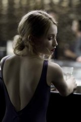 Exposed ... actress Emily Browning.