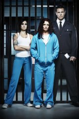 Wentworth, a remake of the TV drama Prisoner, is returning for a second season.