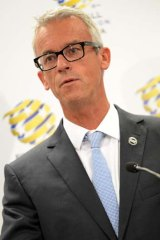 """""""We represent the diversity of Australian society like no other"""": FFA CEO David Gallop."""