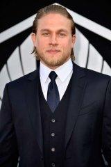 Charlie Hunnam will play Christian Grey.