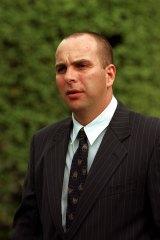 Murdered underworld figure Jason Moran.